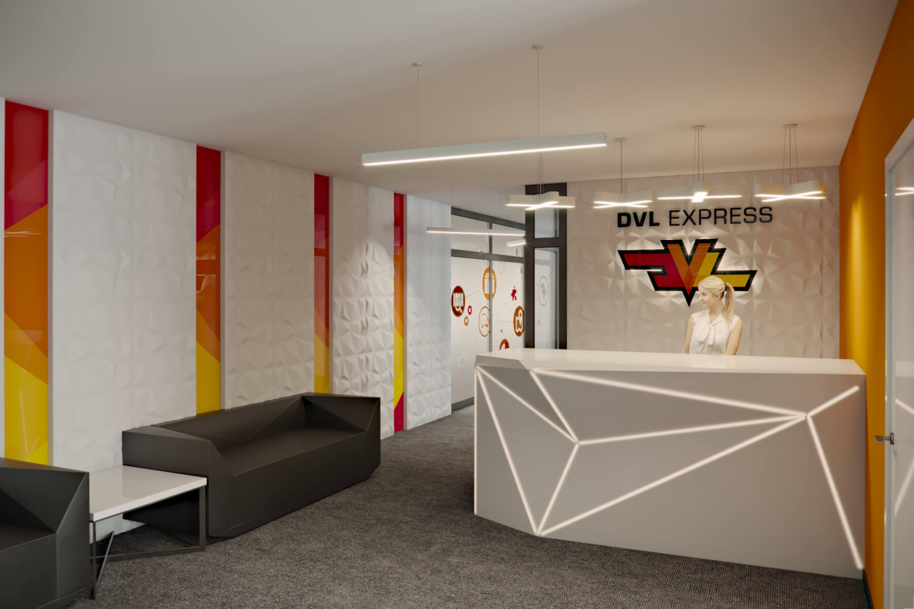Офис DVL Express, Chicago, USA